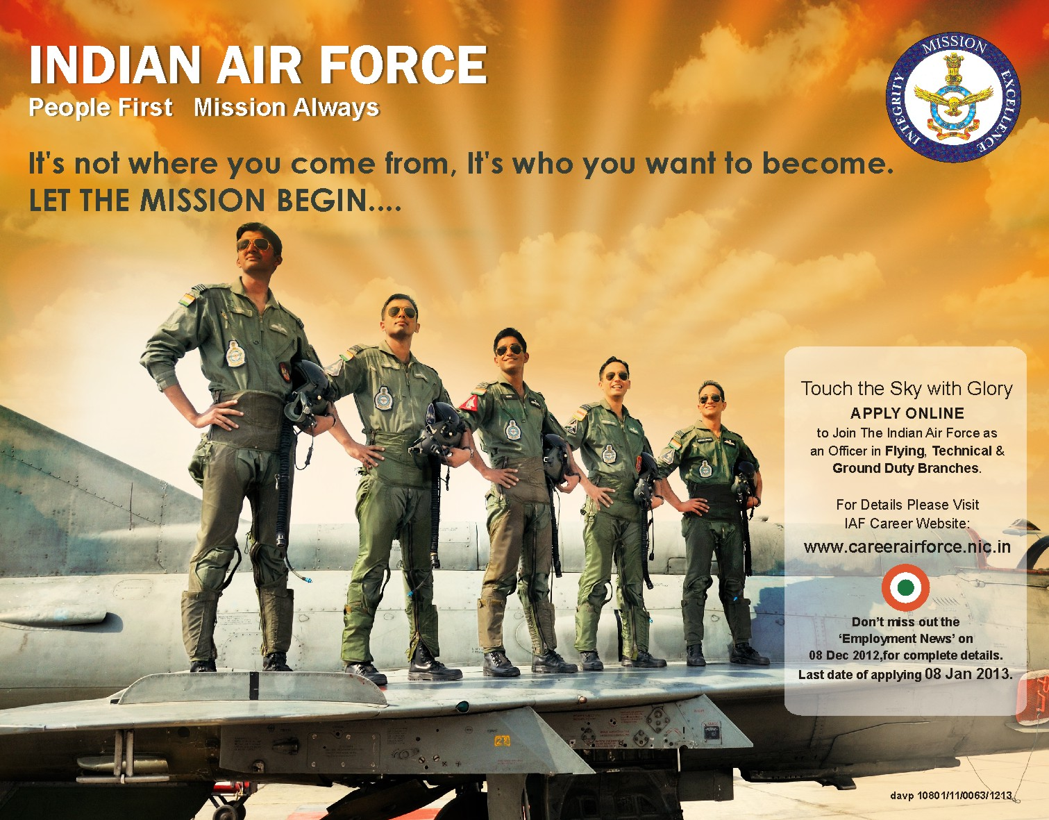 indian air force ads to inspire and give you goose bumps!