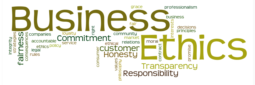 ethical behaviour in business