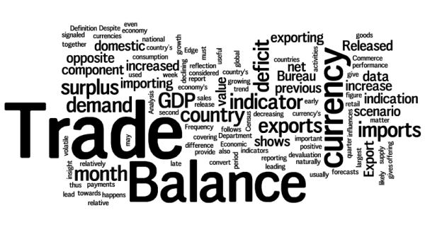 balance of trade and balance of payments essay Trade balance – the sum of exports economics writer j orlin grabbe warns the term balance of payments can be a source of misunderstanding due to divergent.