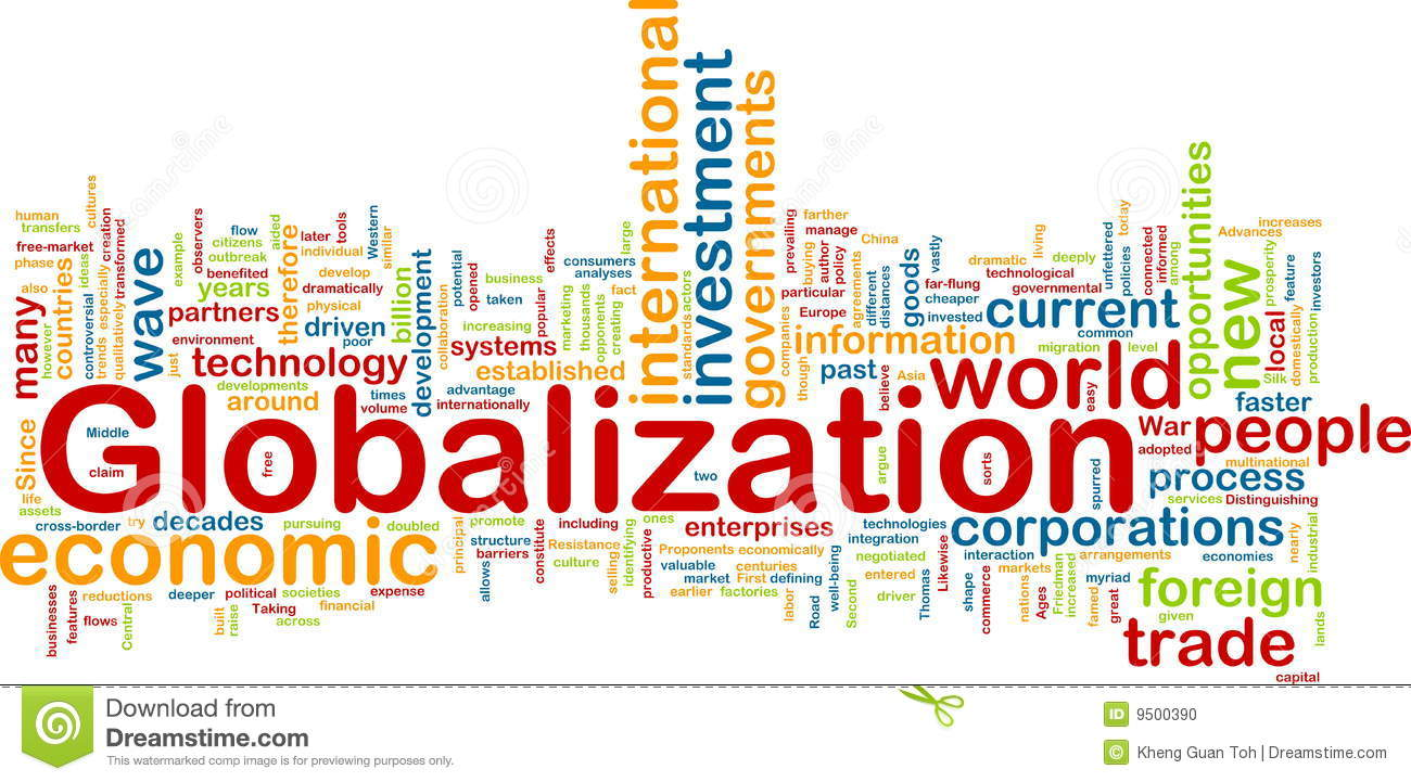 effects of globalization competition and business opportunities Economic globalization: trends, risks and risk prevention  and space compression effect' of technological advancement greatly reduced the cost of  intensified the competition at the.