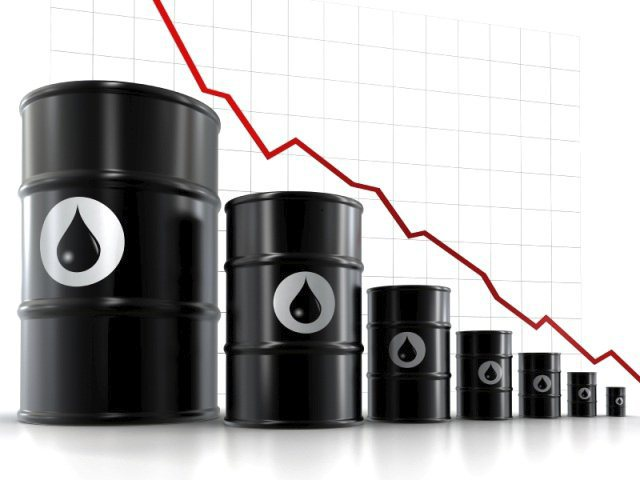 Reasons for Historic Fall in Oil Prices