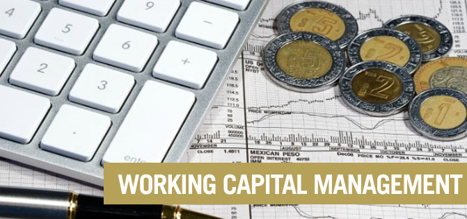 the importance of working capital management The importance of working capital management when a company does not have enough working capital to cover its obligations, financial insolvency can result and lead to legal troubles, liquidation of assets and potential bankruptcy.
