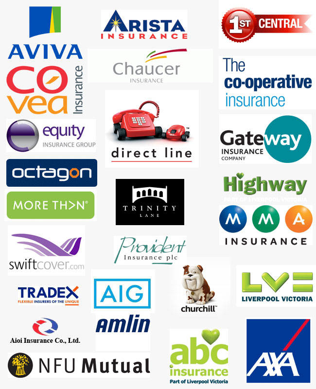 Names Of Car Insurance Companies In Ireland