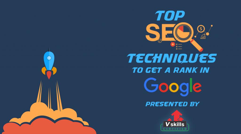 Top Seo Techniques