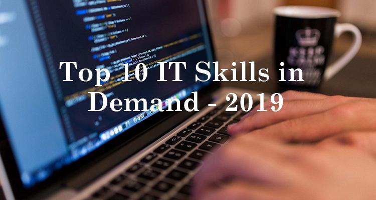 IT Skills in Demand 2019