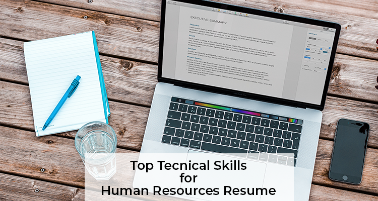 technical skills for human resources resume