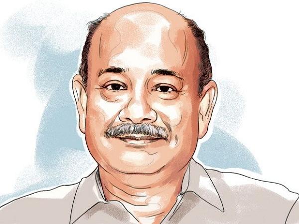 Radhakishan Damami