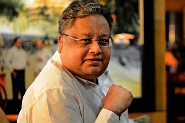 Rakesh Jhunjhunvala