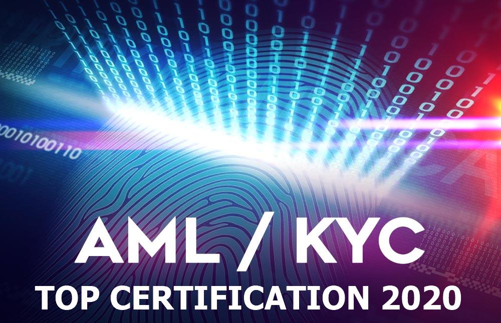 Top AML-KYC Certification