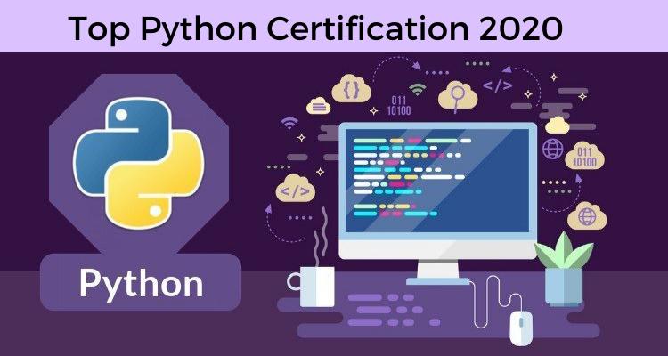 Top Python Certification 2020