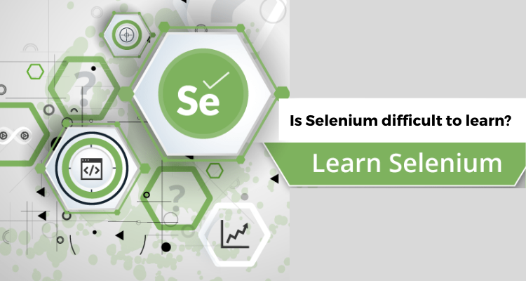 Is Selenium difficult to learn?