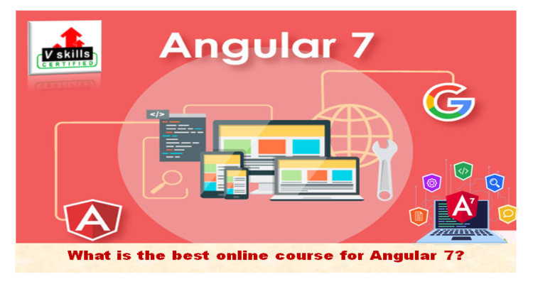 What is the best online course for Angular 7?