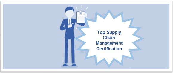 Top Supply Chain Management Certification