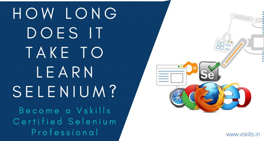 Vskills Learning Selenium