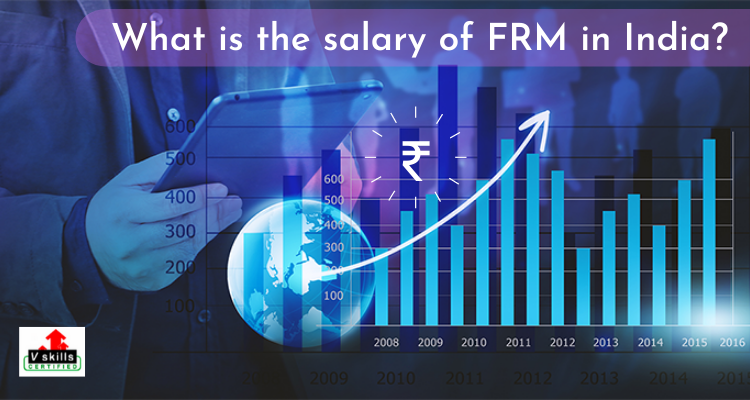 What is the salary of FRM in India?