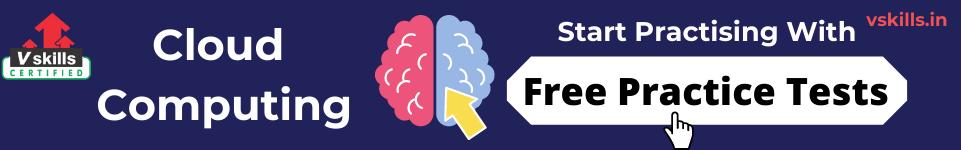 Cloud Computing free practice tests