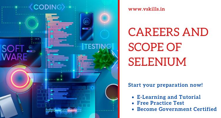 career in selenium