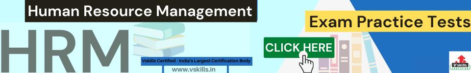 human resource prac tests