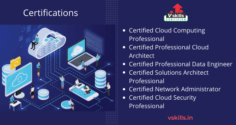 Certifications for Cloud Computing