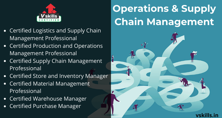 operations and supply chain management certifications