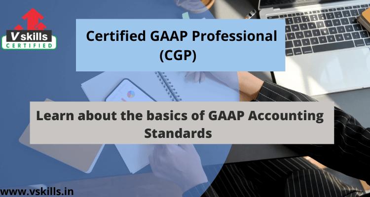 Certified GAAP Professional