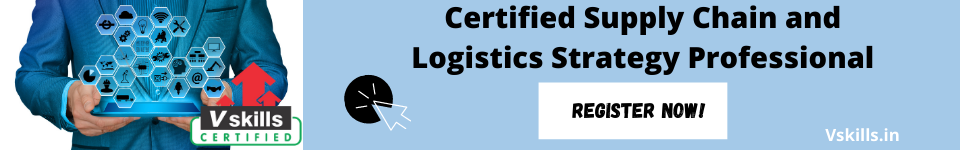 Certified Supply Chain and Logistics Strategy Professional certification