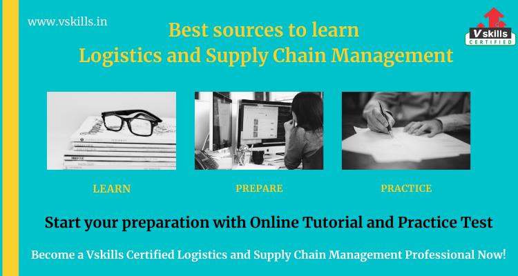 Learn Logistics and SCM