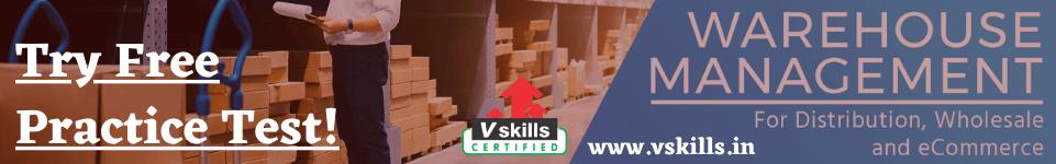 Warehouse Management Free Practice Test
