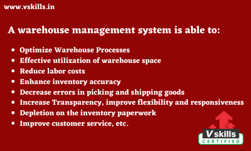 About Warehouse Management System (WMS)