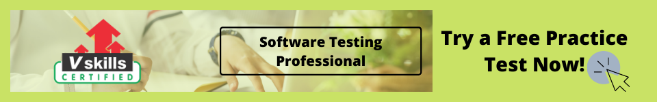 Practice Test Software Testing