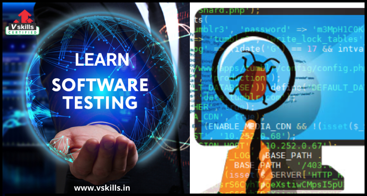 Learn Software Testing with vskills