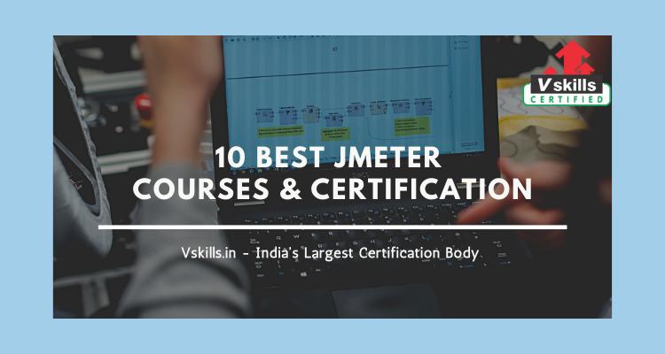 Jmeter certification