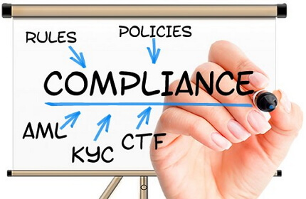 Certified AML-KYC Compliance Officer