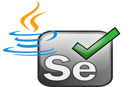 Certified Selenium Automation Tester using Java