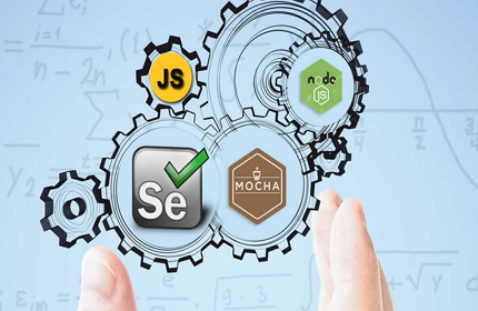 Certified Selenium Automation Tester using JavaScript