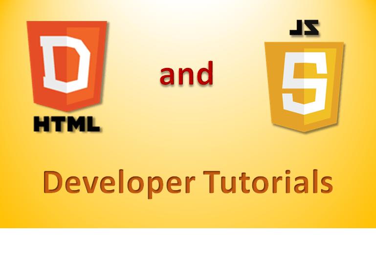 dhtml and javascript developer tutorials