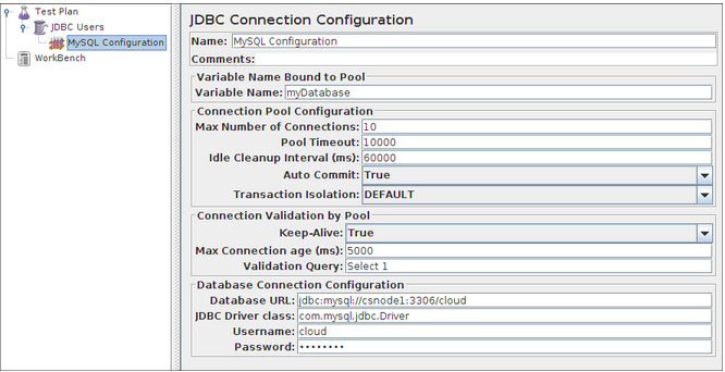 JMeter Tutorial | Adding JDBC Requests