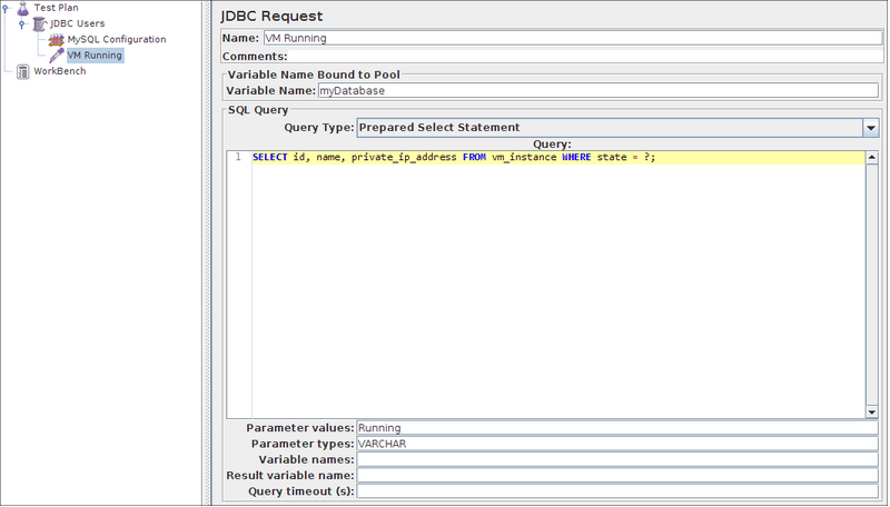 JMeter Tutorial | Adding JDBC Requests