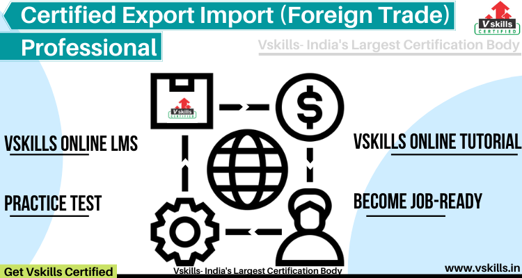 Certified Export Import (Foreign Trade) Professional tutorial
