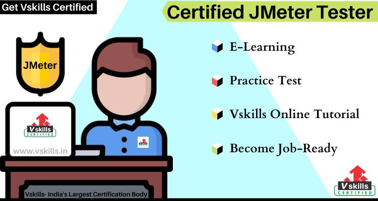 Certified JMeter Tester tutorial