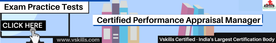Performance appraisal practice tests