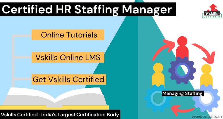 HR Staffing Manager Tutorial