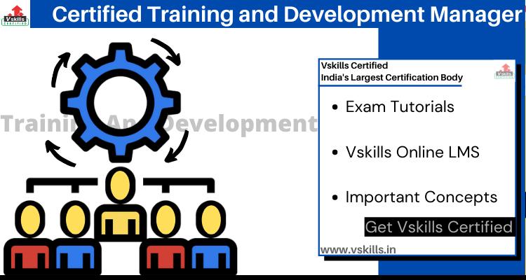 training and development tutorial