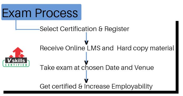 vskills exam process