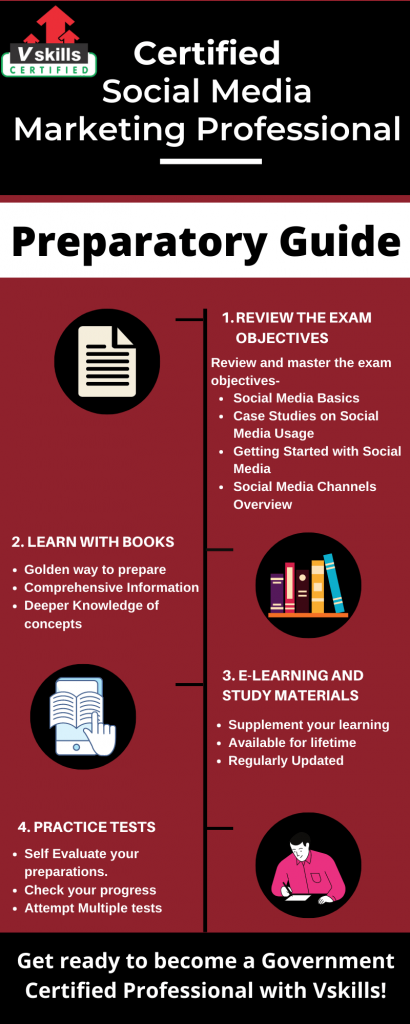 Certified Social Media Marketing Professional preparatory guide