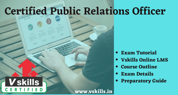 Certified Public Relations Officer Online Tutorial