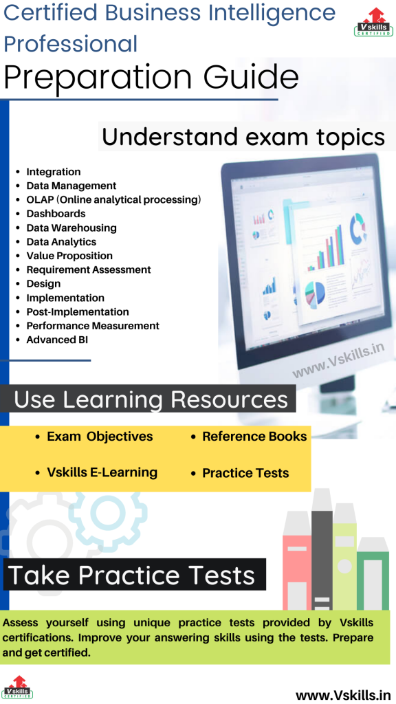 Certified Business Intelligence Professional study guide
