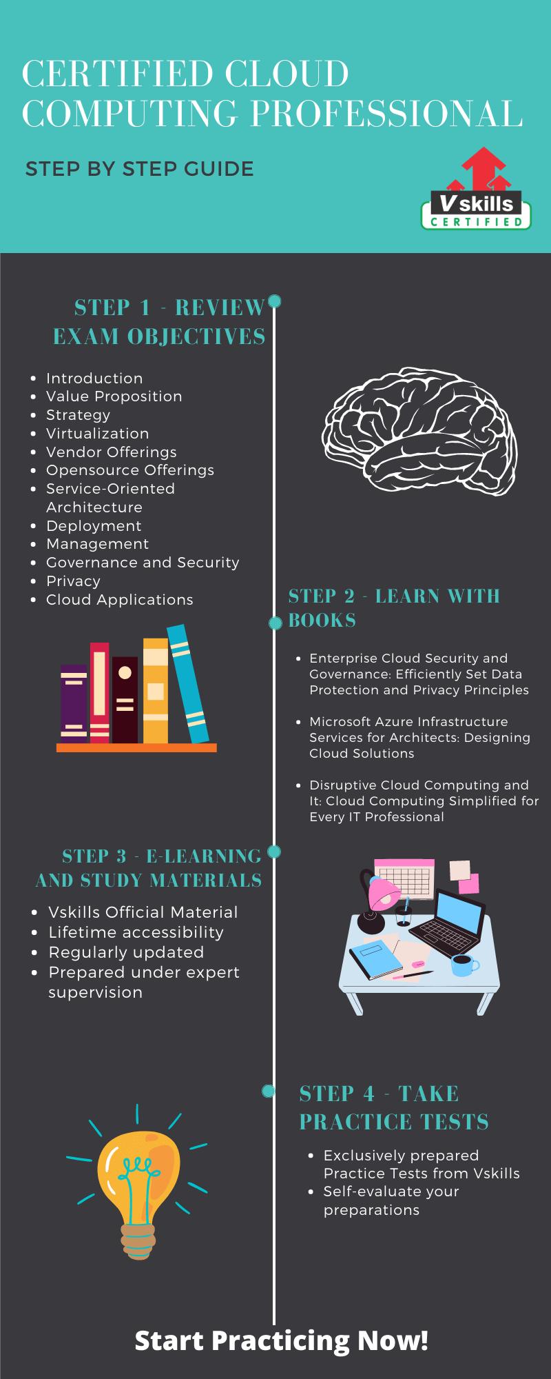 Cloud Computing Professional Preparation Guide