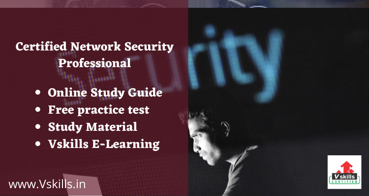 Certified Network Security Professional study guide