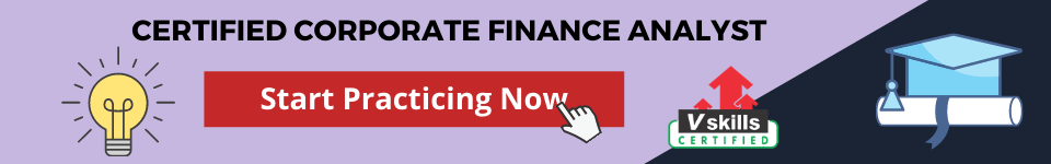 Corporate Finance Analyst Practice Tests